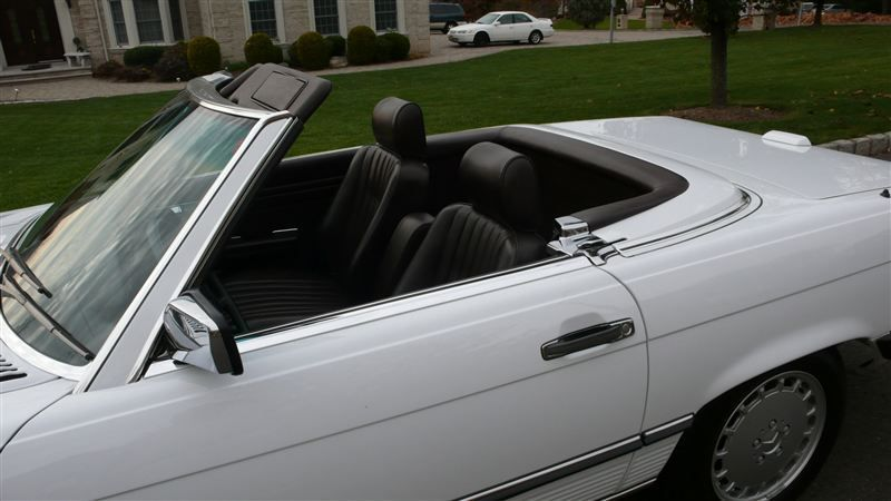 1988 Mercedes-Benz 560 SL - 7930551 - 55