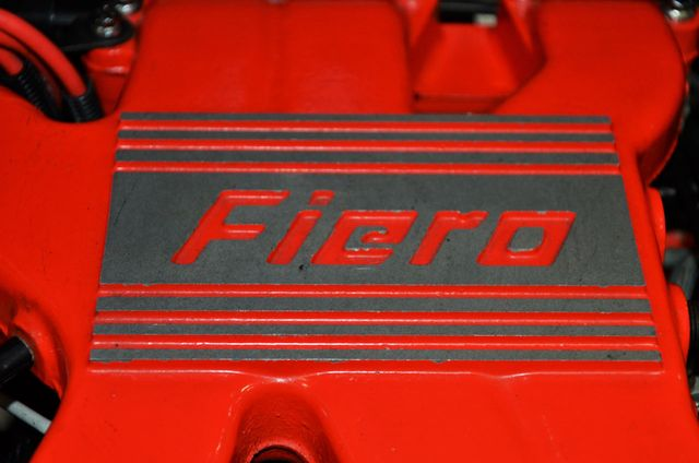 1988 Pontiac Fiero GT - Click to see full-size photo viewer