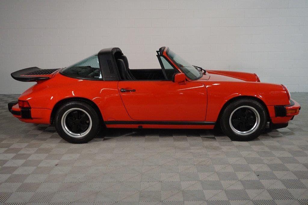 1988 Porsche 911  - 17439987 - 9