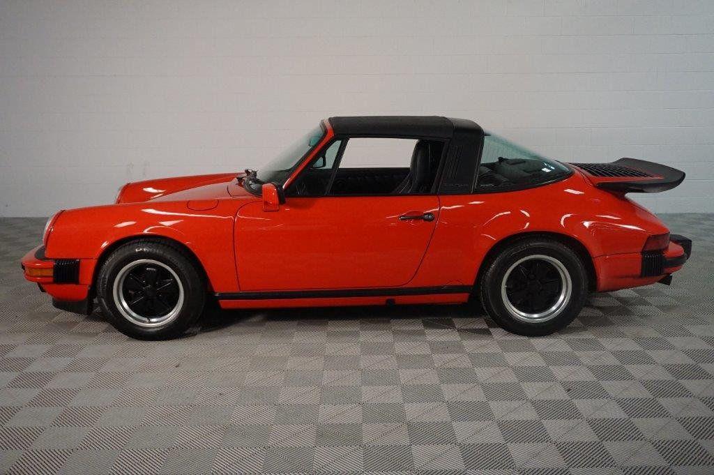 1988 Porsche 911  - 17439987 - 10