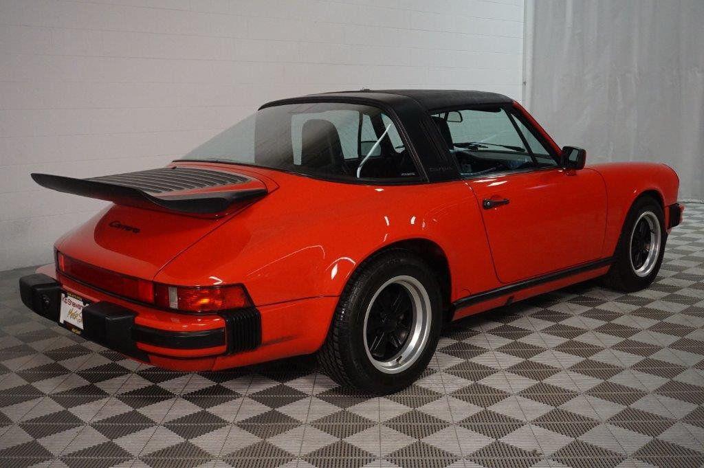 1988 Porsche 911  - 17439987 - 11