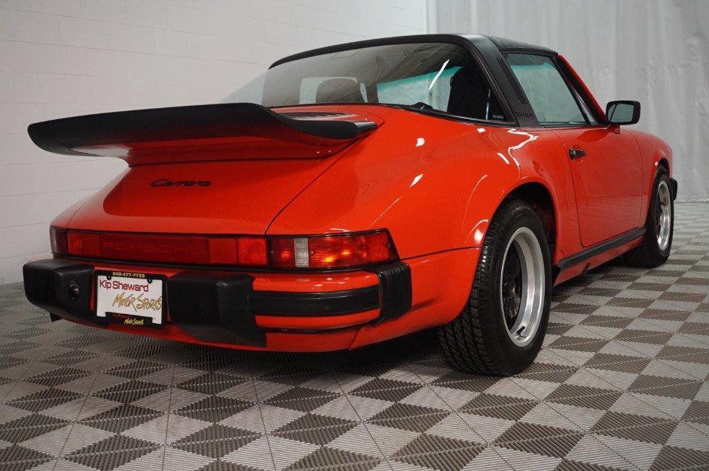 1988 Porsche 911  - 17439987 - 12