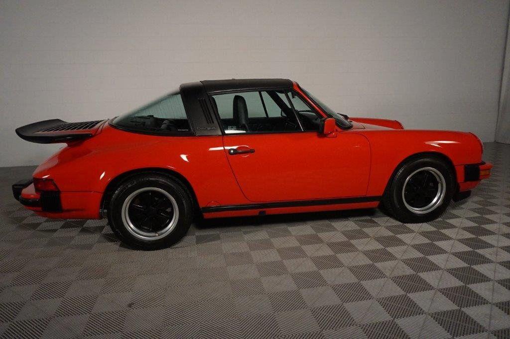 1988 Porsche 911  - 17439987 - 2