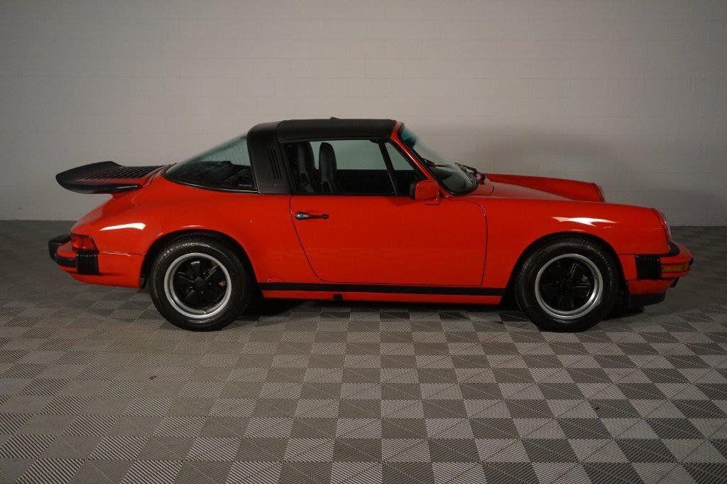 1988 Porsche 911  - 17439987 - 3