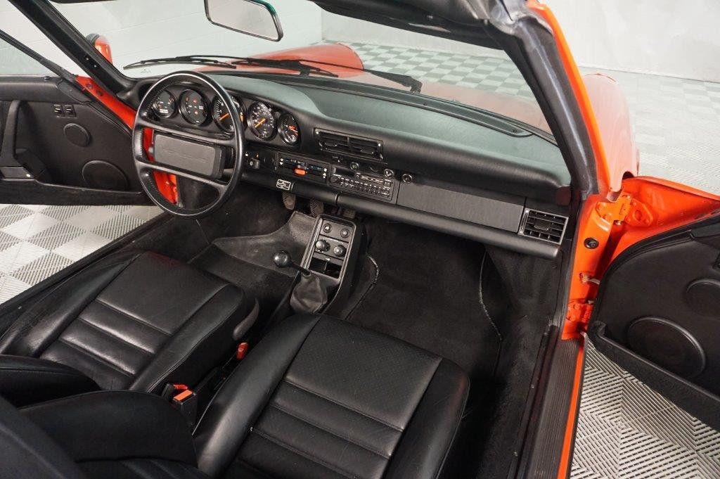 1988 Porsche 911  - 17439987 - 43