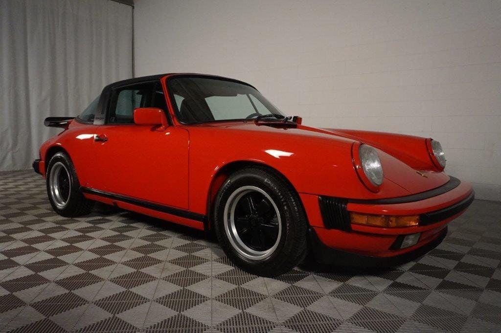 1988 Porsche 911  - 17439987 - 4