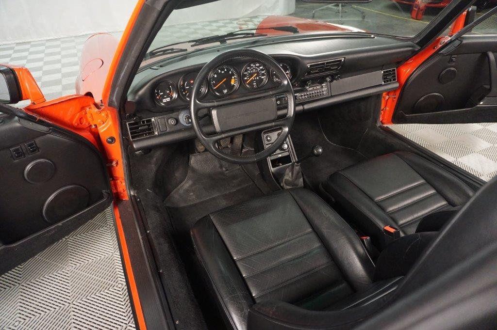 1988 Porsche 911  - 17439987 - 52