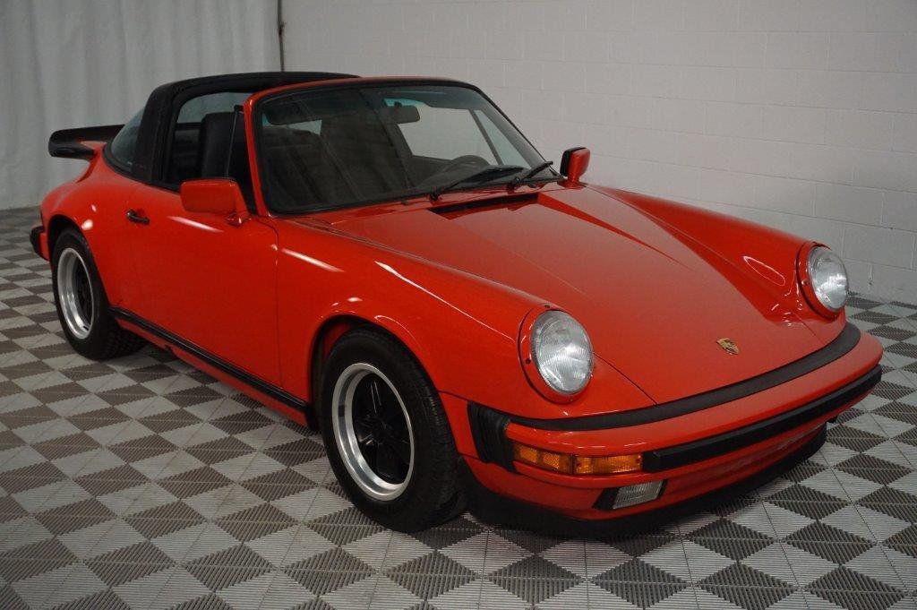 1988 Porsche 911  - 17439987 - 5