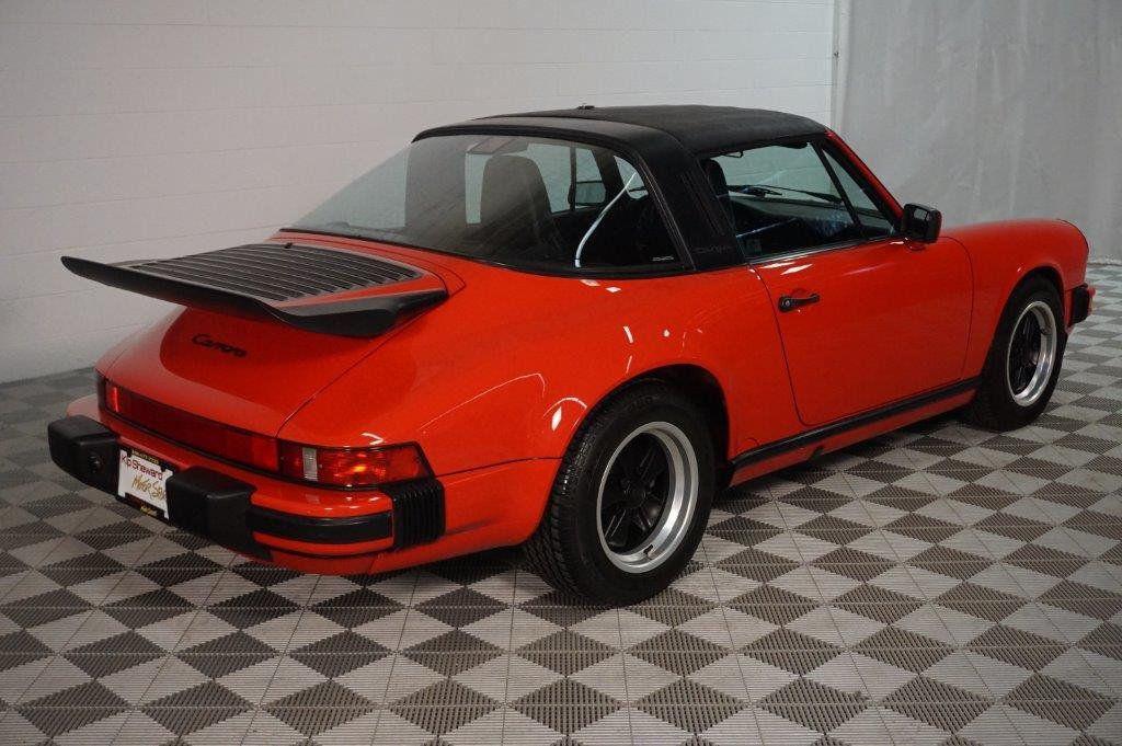 1988 Porsche 911  - 17439987 - 6