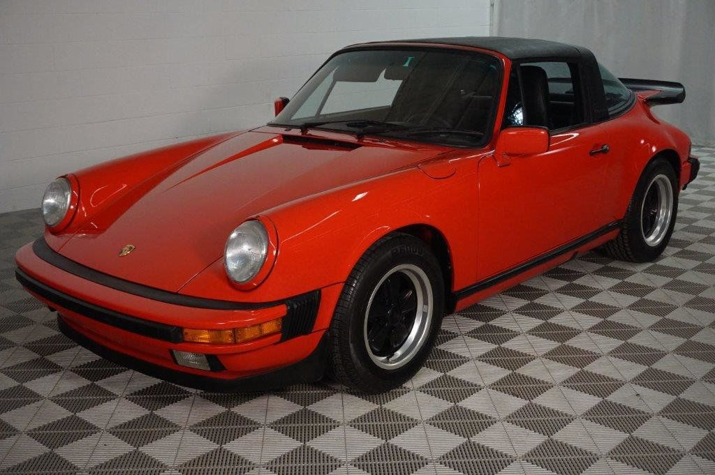 1988 Porsche 911  - 17439987 - 8