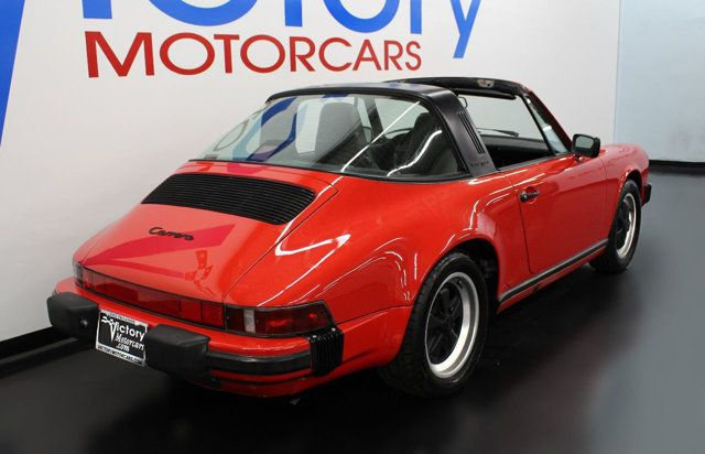 1988 Porsche 911 CARRERA TARGA - Click to see full-size photo viewer