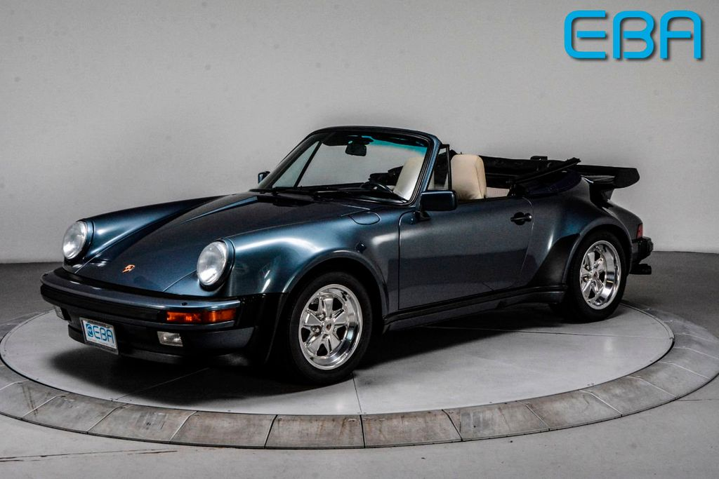 1988 Porsche 911 Turbo - 18062288 - 0