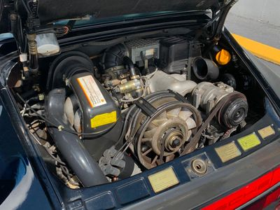 1988 Porsche 911 Targa  - Click to see full-size photo viewer