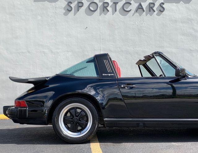 1988 Porsche 911 Targa