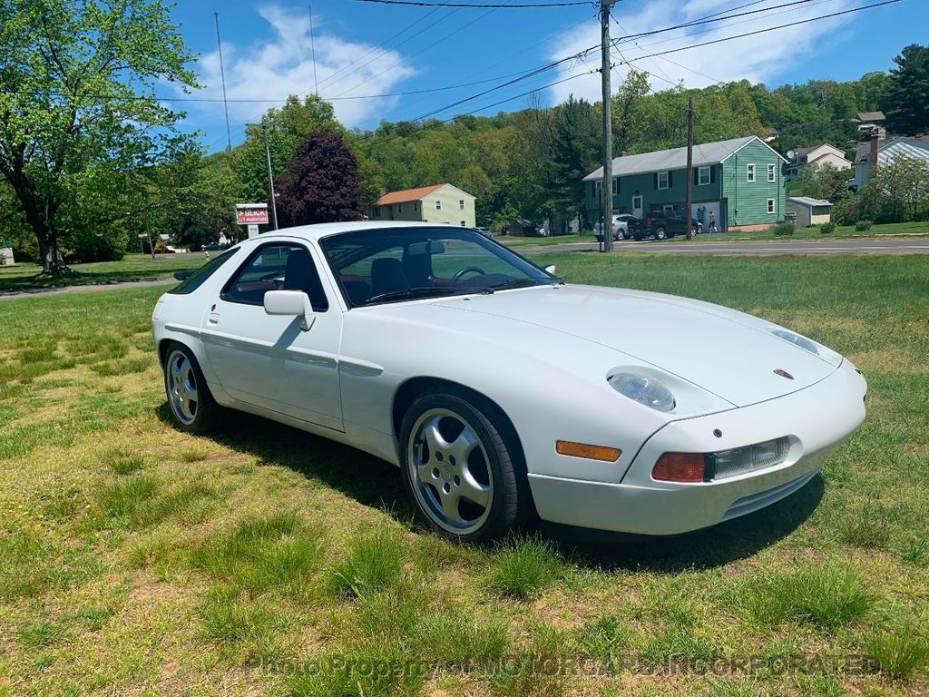 1988 Porsche 928S4 REALLY HARD TO FIND RARE 5 SPEED MANUAL!! - 18934981 - 1