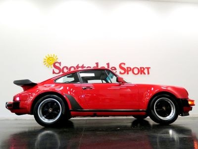 1988 Porsche 930 TURBO * ONLY 29,485 Miles... Exquisite 930 Turbo  - Click to see full-size photo viewer