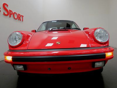 1988 Porsche 930 TURBO * ONLY 29K MILES... Exquisite Porsche 930!  - Click to see full-size photo viewer
