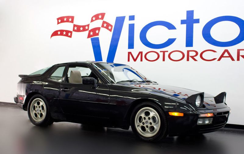 1988 used porsche 944 turbo at victory motorcars serving houston, tx