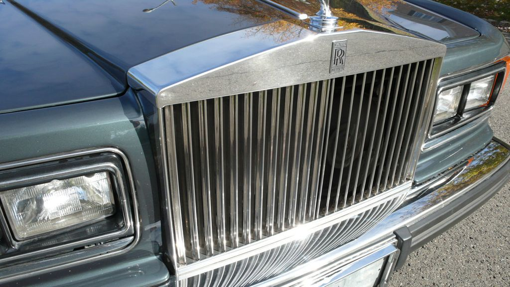 1988 Rolls-Royce Silver Spur Base Trim - 17028053 - 10