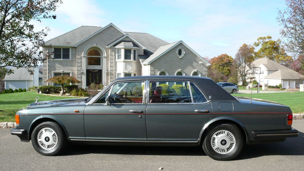 1988 Rolls-Royce Silver Spur Base Trim - 17028053 - 1