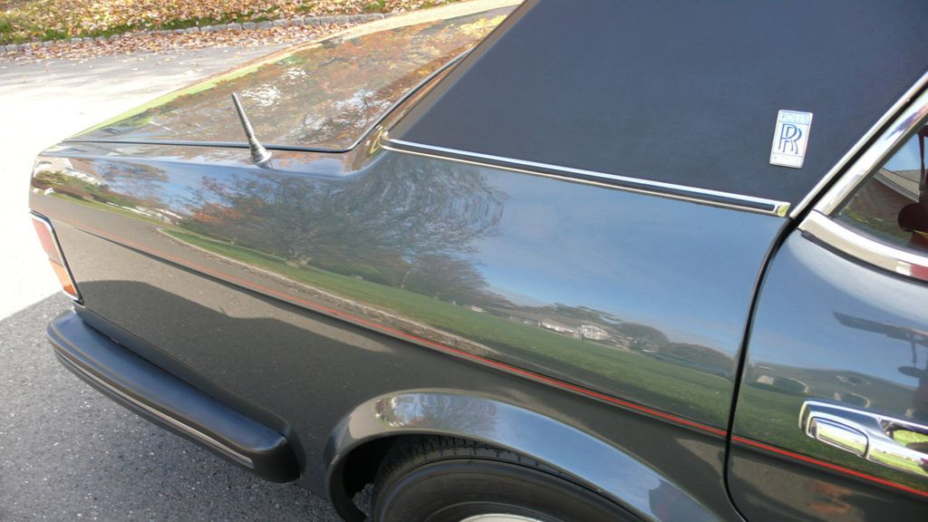 1988 Rolls-Royce Silver Spur Base Trim - 17028053 - 25