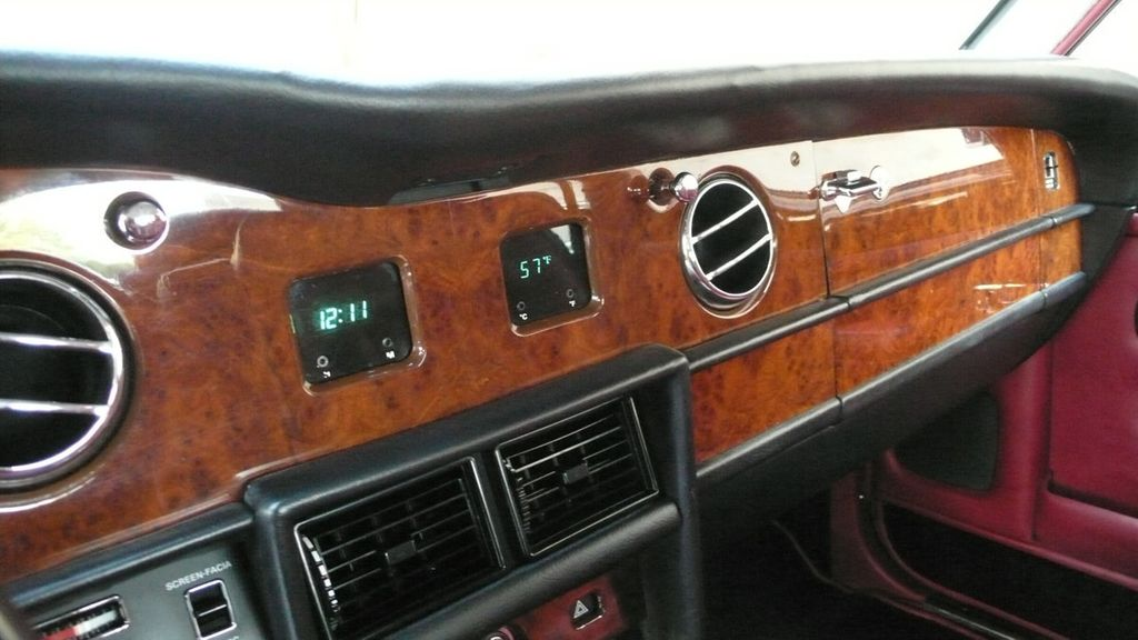 1988 Rolls-Royce Silver Spur Base Trim - 17028053 - 74