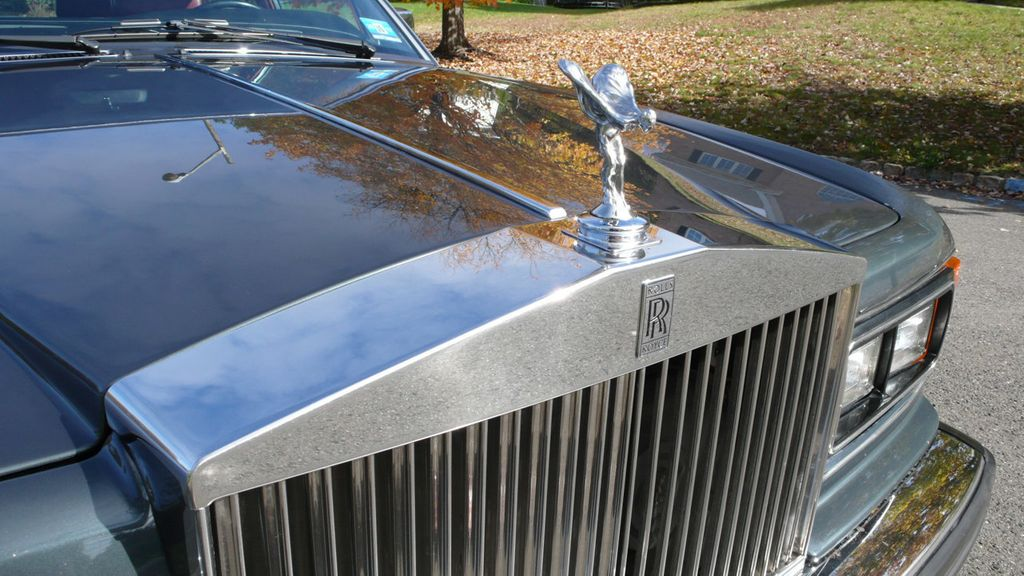 1988 Rolls-Royce Silver Spur Base Trim - 17028053 - 8