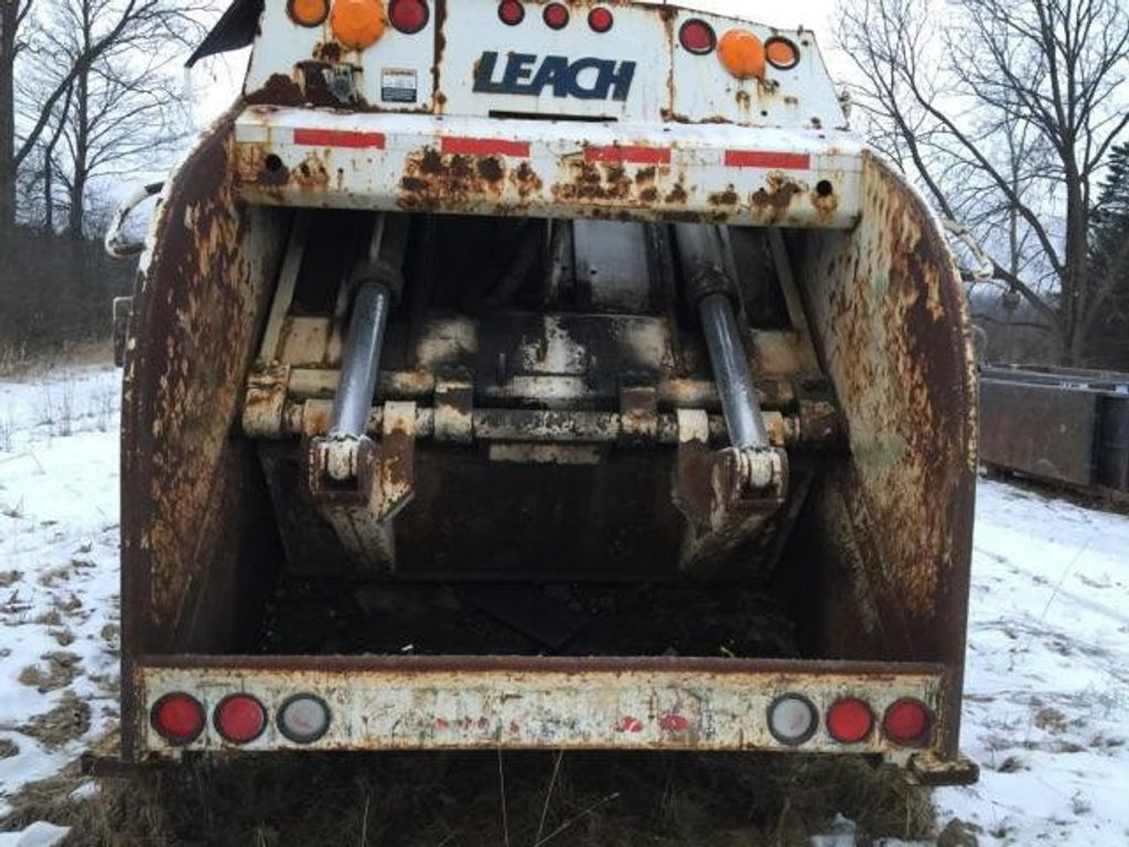 1988 Volvo White GMC Front Load 20 Yards - 16928201 - 8