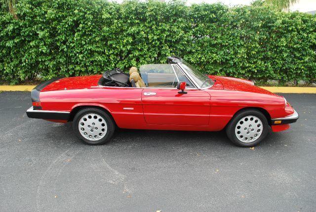 Alfa Romeo Spider Dr Coupe Graduate Convertible For Sale Miami - Alfa romeo spider for sale