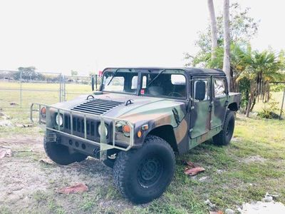 1989 AM General Hummer  Coupe