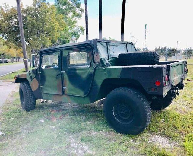 1989 AM General Hummer
