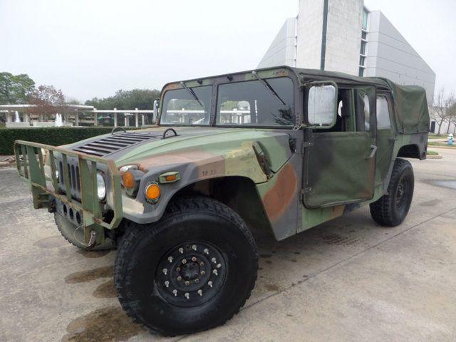 1989 AMERICAN GENERAL M998 HMMWV 1989 American General M998 HMMWV 6.2L, FWD, 40k Miles!!