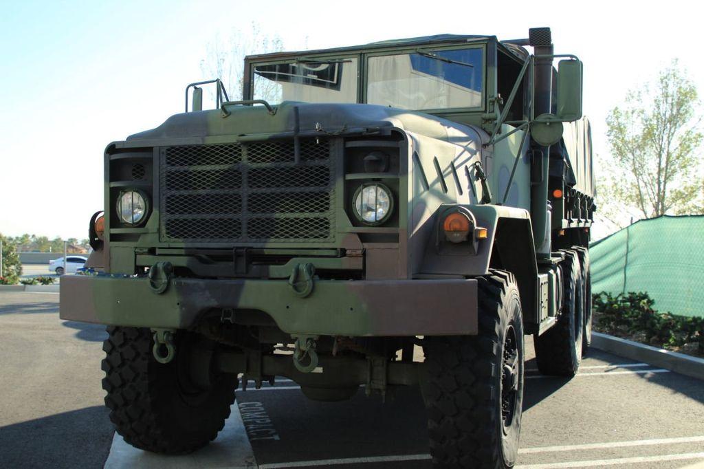 1989 BMY M931A2 Army Truck 5 Ton 6x6 - 18403532 - 0