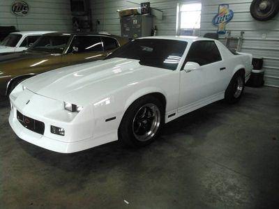 1989 Chevrolet Camaro  - Click to see full-size photo viewer