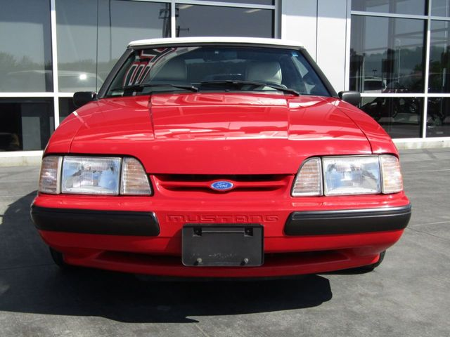 1989 Used Ford Mustang 2dr Convertible Lx Sport 5 0l At The Internet Car Lot Serving Omaha Ne Iid 18890831
