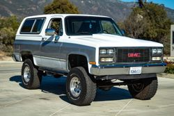 1989 GMC Jimmy - 1GKEV18K9KF527820