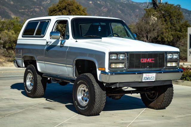 1989 GMC Jimmy V15 4WD - 18466943 - 0