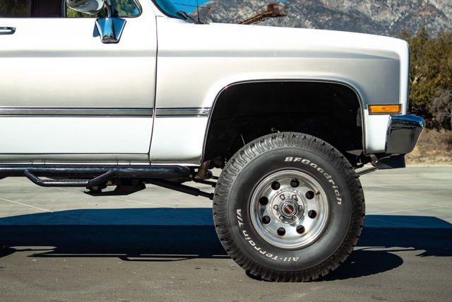 1989 GMC Jimmy V15 4WD - 18466943 - 22