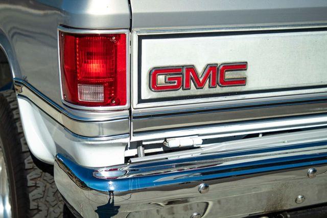 1989 GMC Jimmy V15 4WD - 18466943 - 31