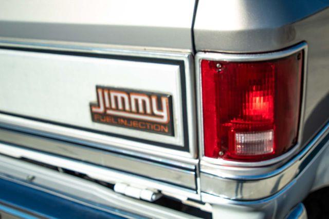1989 GMC Jimmy V15 4WD - 18466943 - 32