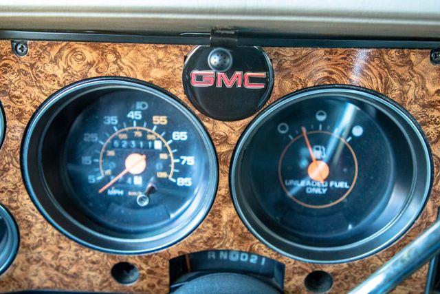 1989 GMC Jimmy V15 4WD - 18466943 - 38