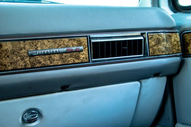 1989 GMC Jimmy V15 4WD - 18466943 - 44