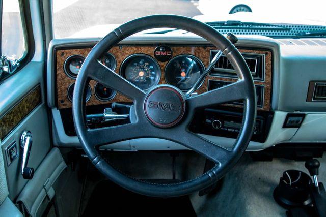 1989 GMC Jimmy V15 4WD - 18466943 - 46