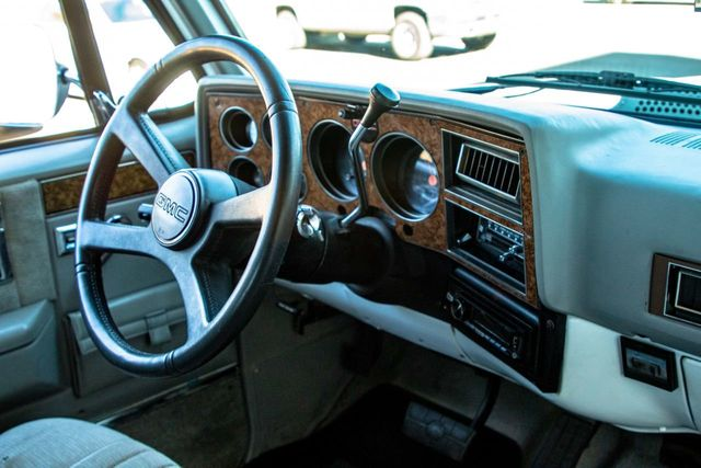 1989 GMC Jimmy V15 4WD - 18466943 - 50
