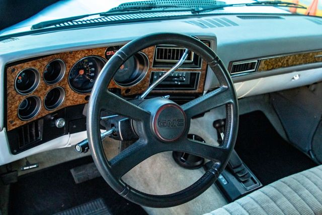 1989 GMC Jimmy V15 4WD - 18466943 - 5