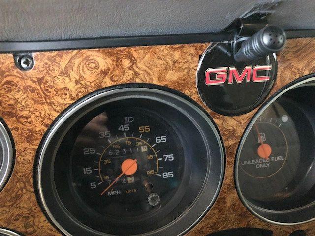 1989 GMC Jimmy V15 4WD - 18466943 - 72