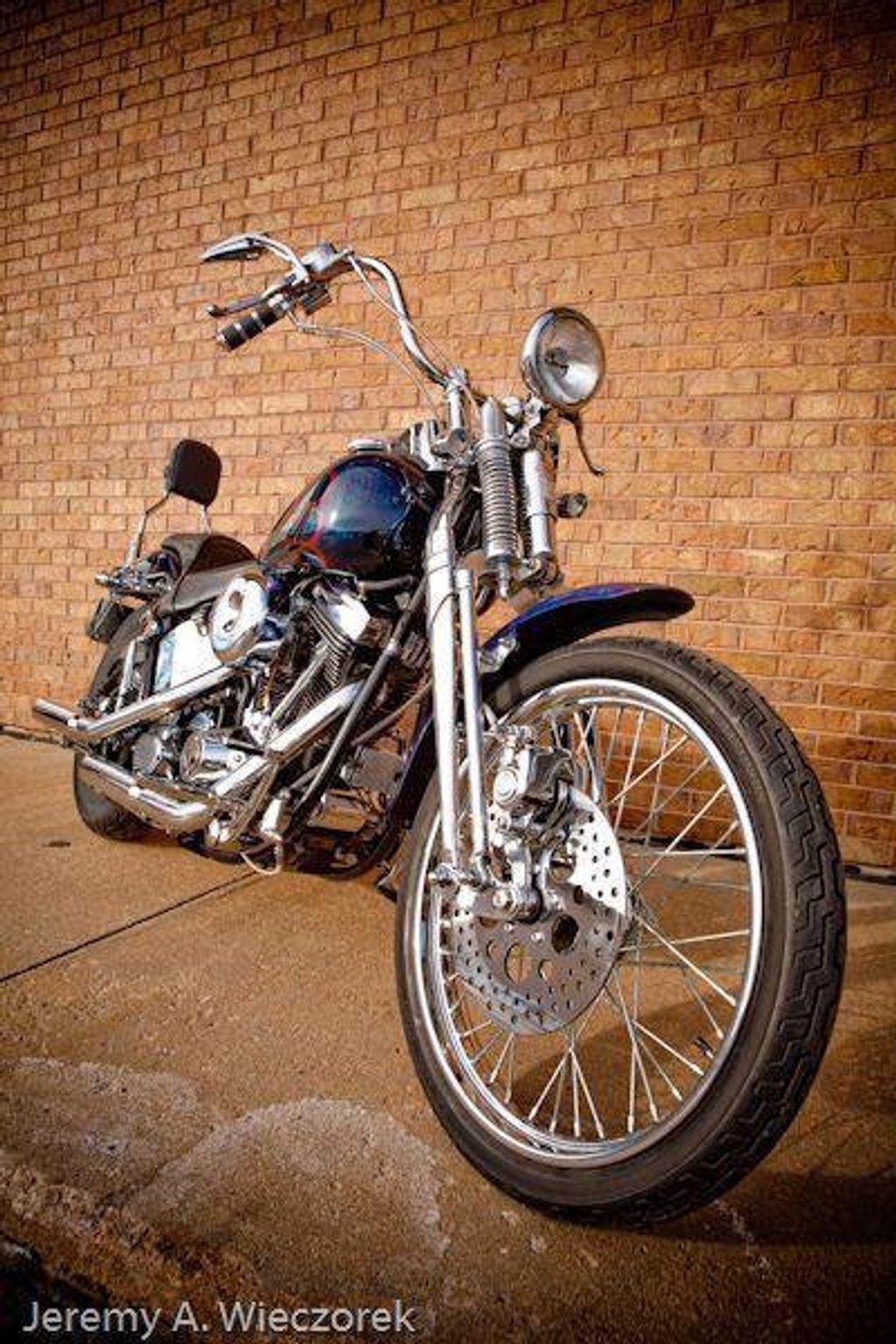 1989 Harley-Davidson FXSTS Softail Springer - 13182599 - 0