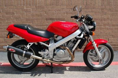 1989 HONDA NT650 HAWK GT647 - Click to see full-size photo viewer