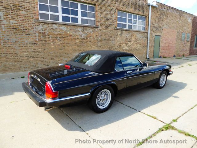 1989 Jaguar XJS 2dr Convertible - Click to see full-size photo viewer