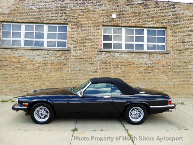 1989 Jaguar XJS 2dr Convertible Convertible   SAJNV4842KC164617   1